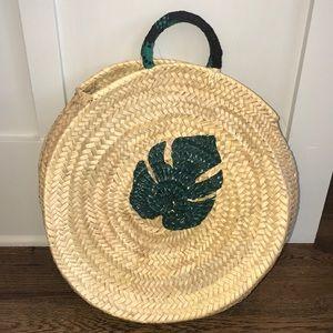 Anthropologie Maud Fourier Paris Star Handbag